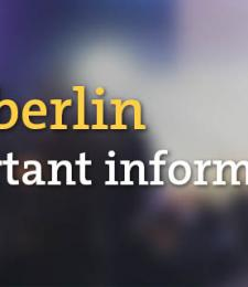 hub.berlin | Important Information